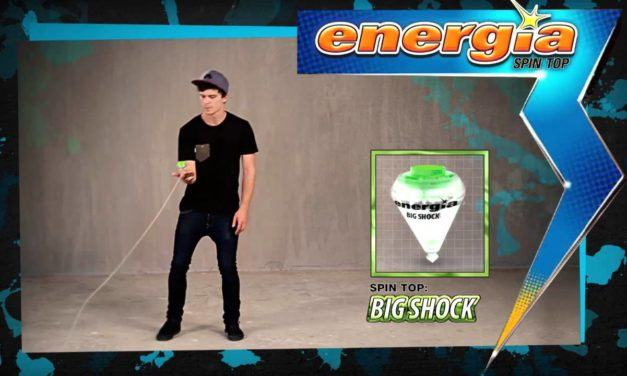Boomerang by Energia