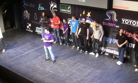2011 European Spin Top contest