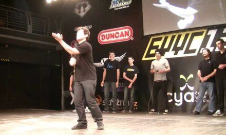 2012 European Spin Top contest