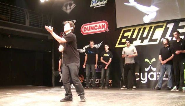2012 European Spin Top contest