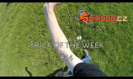 Around the Arm Catch to Finger Nest Totw #14