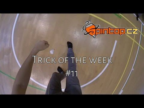 Behind the neck Trapeze Pirouette Totw #11