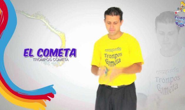 Button whip/ the comet by Trompo Cometa