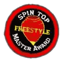 Freestyle Spin Top Patch