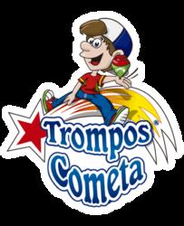 Logo Trompo Cometa