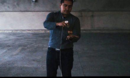 Trompo de Gerardo Montero