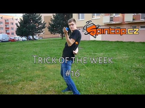 Twin Spin Behind the Back Catch Totw #16