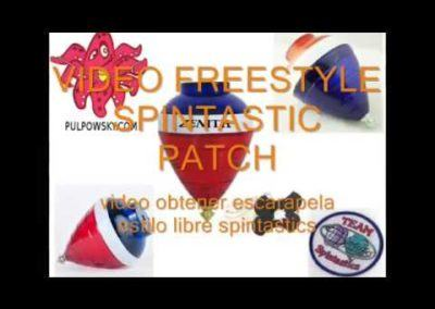 Spintastic's Freestyle patch video application by Zenith