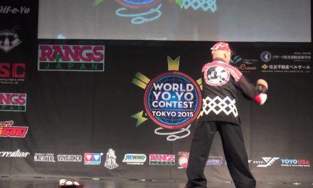 2015 World Contest #2 Kasuhito Miki