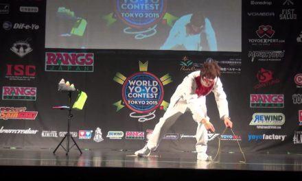 2015 World Contest #4 Takahico Hasegawa