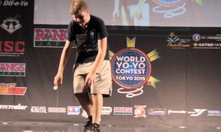 2015 World Contest #5 Mike Durdak