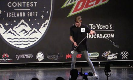 Daniel Konečný #2 World Contest 2017