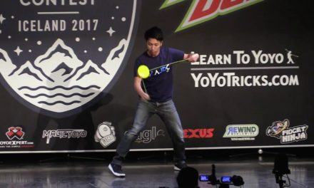 Futoshi Maruyama #5 World Contest 2017