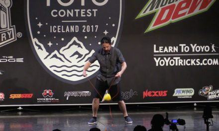 Jose Madrigal #3 World Contest 2017