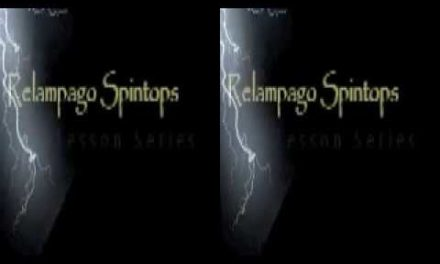 Big scoop by relampago spintops