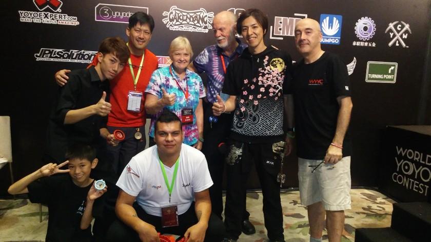 spintop worlds 2018 team