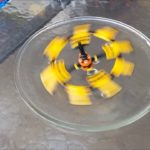 Technical LEGO: More centrifugal tops
