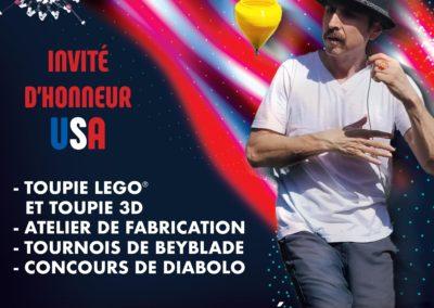 Aff 9e Festival des Toupies 2019