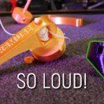 3D printed Screaming Tops