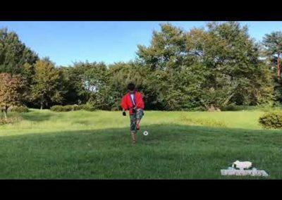 Akira Kiriyu 桐生明空(15)-こま世界大会 (Japan) OSWC 2020