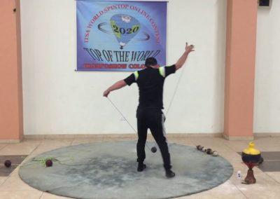Alex Maldonado (Colombia) OSWC 2020