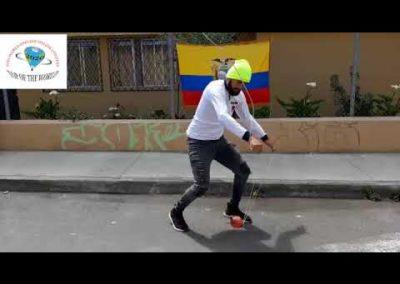 John Lopez-Hernandez (Ecuador) OSWC 2020 (Traditional)