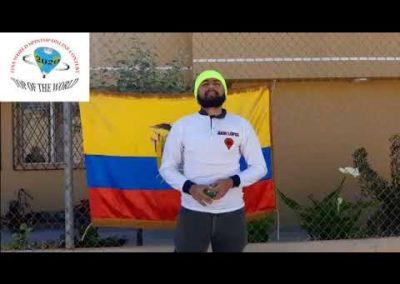John Lopez-Hernandez (Ecuador) OSWC 2020 (open)