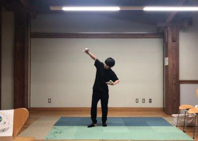 Kei Yamase 世界こま大会 山瀬 圭 (Japan) OSWC 2020