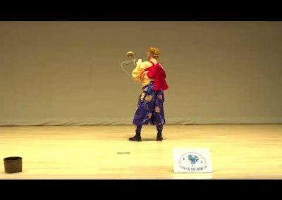 Miki Kazuhito 三木一仁 こま世界大会 (Japan) OSWC 2020