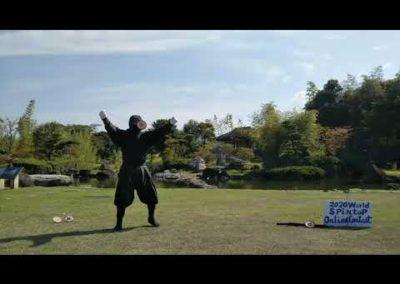 "Tadanao Takami ""Ninja"" 高見忠尚 (Japan) OSWC 2020"