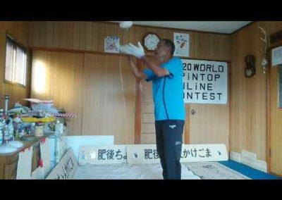 Tsugio Yamakawa こま世界大会 (Japan) OSWC 2020